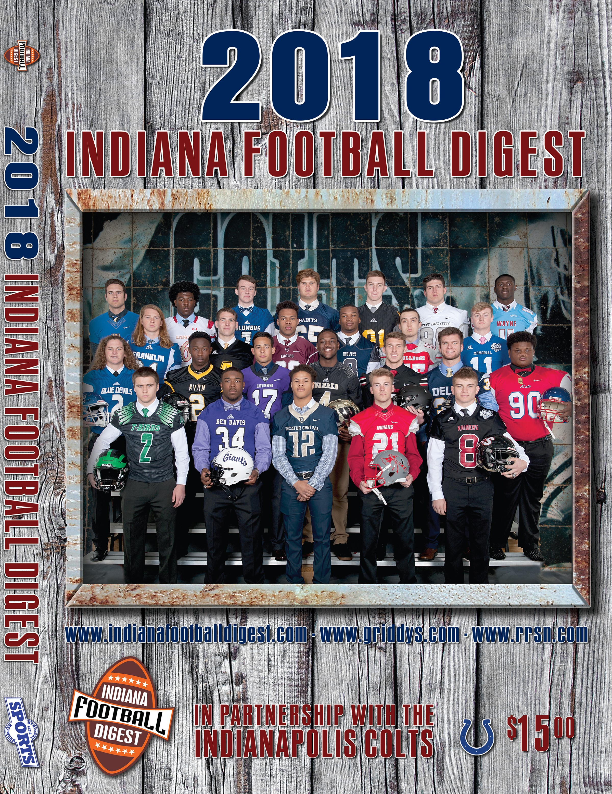 2018 Indiana Football Digest