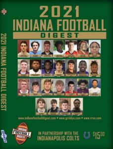 Indiana Football Digest available on July 9th at 55th Annual IFCA North-South All-Star game.